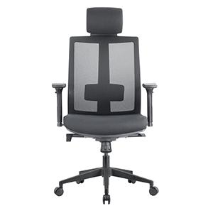 סקופ גבוה משענת ראש - כיסאות