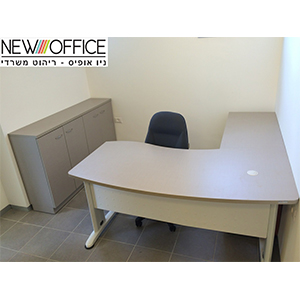 דגם אורנוס לבן copy - שולחנות משרדיים שולחן משרדי