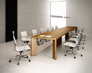חדר ישיבות דגם ZELIG - שולחנות לחדר ישיבות