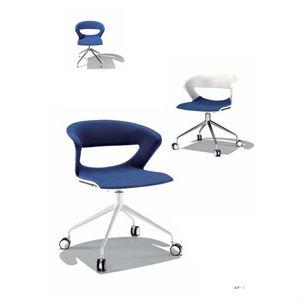 חדר ישיבות דגם קיקה 1 - כסאות לחדרי ישיבות