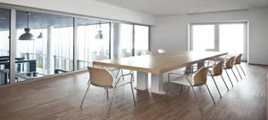 ישיבות - שולחנות משרדיים שולחן משרדי