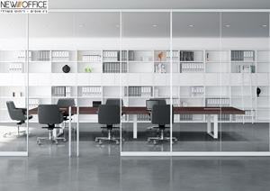 ישיבות מטקירס - שולחנות משרדיים שולחן משרדי
