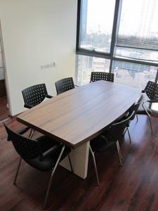 ישיבות  דגם סלבדור קלאסי - שולחנות משרדיים שולחן משרדי