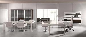 ישיובת  דגם cubiko - שולחנות משרדיים שולחן משרדי