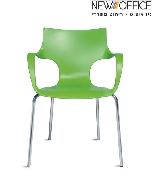 כיסא איטלקי לחדר ישיבות 1 - כסאות אורחים
