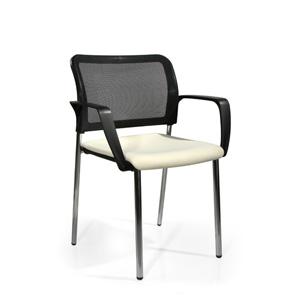 לבן - כסאות אורחים