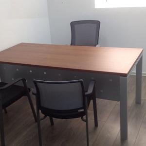 מנהלים דגם מילאנו פתוח copy - שולחנות משרדיים שולחן משרדי