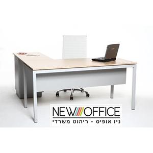 מנהלים דגם סטאר copy - שולחנות משרדיים שולחן משרדי