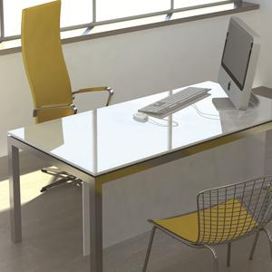מנהלים מאסטר זכוכית copy - שולחנות משרדיים שולחן משרדי