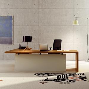 מנהלים copy - שולחנות משרדיים שולחן משרדי