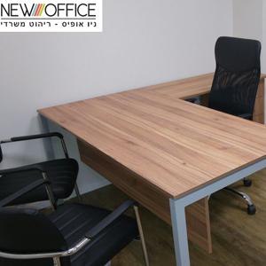 סטאר copy - שולחנות משרדיים שולחן משרדי