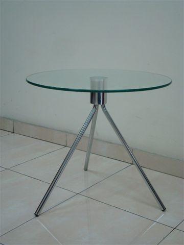 שולחן זכוכית ליפטון - שולחנות המתנה