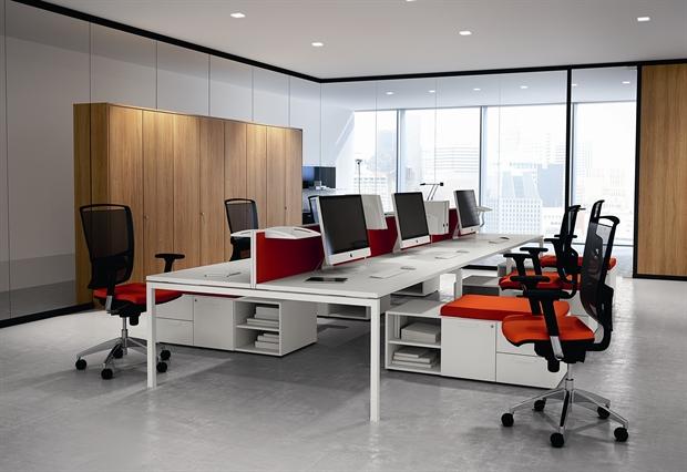 245 1 - שולחנות משרדיים שולחן משרדי