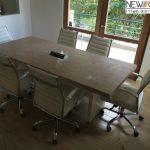 שולחן ישיבות דגם סלבדור 150x150 - ריהוט משרדי