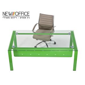 שולחן מנהלים green milan copy - שולחנות משרדיים שולחן משרדי