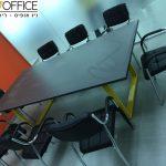 ישיבות מילאנו צהוב 150x150 - ריהוט משרדי